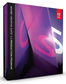 Adobe Production Premium CS5.5